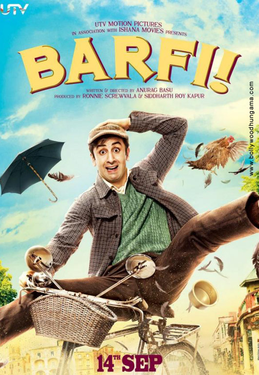 Barfi! Cover