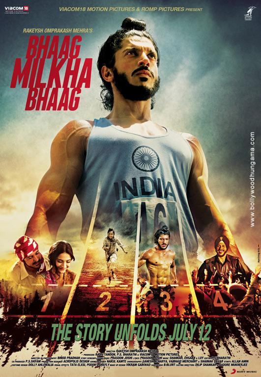 Bhaag Milkha Bhaag Cover