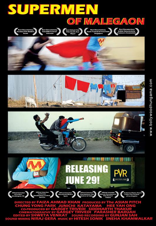 Supermen of Malegaon Cover