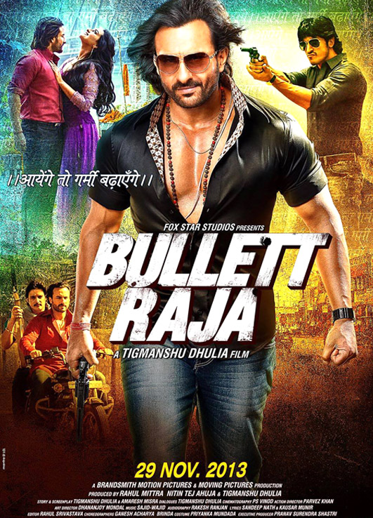 Bullett Raja Cover