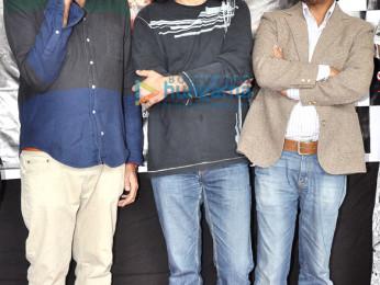 Ashim Ahluwalia, Anil George, Nawazuddin Siddiqui
