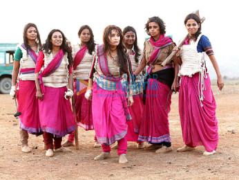 Tannishtha Chatterjee, Madhuri Dixit