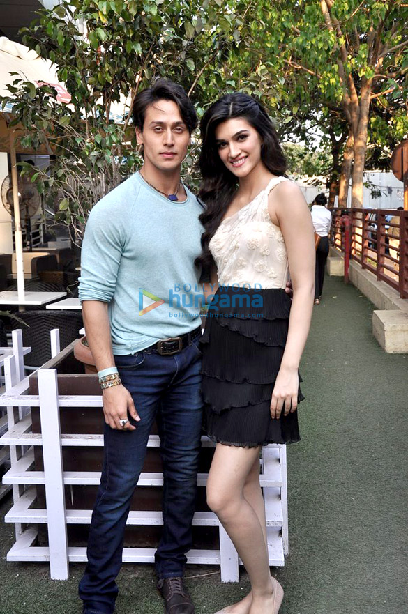 Trailer launch of 'Heropanti'