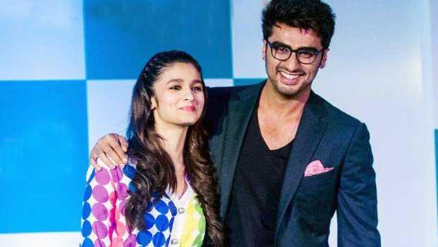 Alia Bhatt Arjun Kapoor's Fun Interview On 2 States Part 1 ...