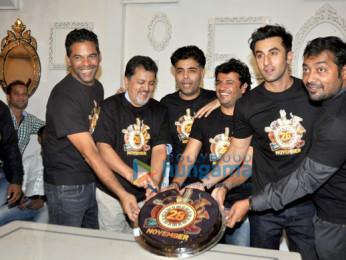Vikramaditya Motwane, Vijay Singh, Karan Johar, Vikas Bahl, Ranbir Kapoor, Anurag Kashyap