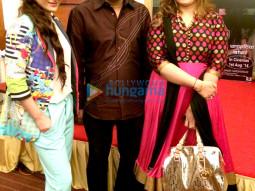 Soha Ali Khan, Sudeep Bannerjee, Vibha Dutta Khosla