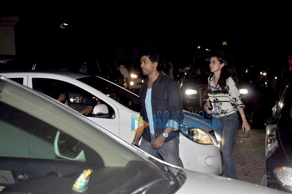 Celebs grace special screening of 'Kick'