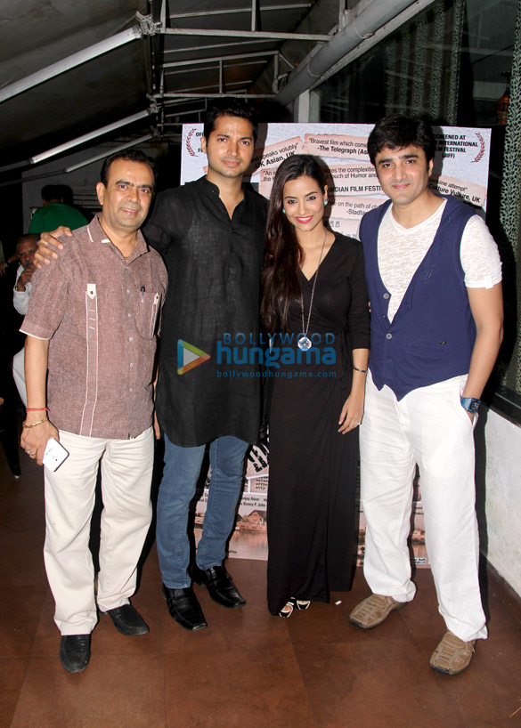 Post release bash of 'Identity Card'