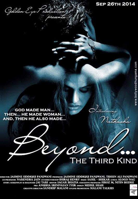 Beyond - The Third Kind Cover