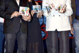 Mika Singh, Vandana Jain, Amitabh Bachchan