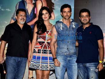 Vijay Singh, Katrina Kaif, Hrithik Roshan, Siddharth Anand