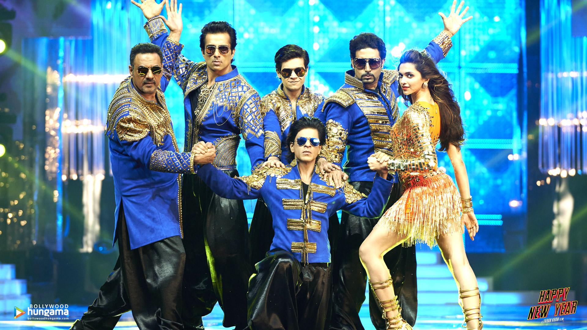 С новым годом индийски фильм