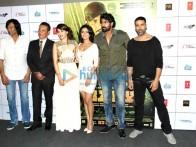 Kay Kay Menon, Danny Denzongpa, Tapsee Pannu, Madhurima Tuli, Rana Daggubati, Akshay Kumar