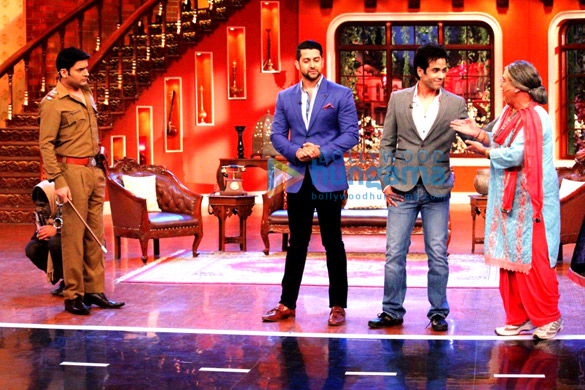 'Kyaa Kool Hai Hum 3' announced on the sets of Comedy Nights with Kapil