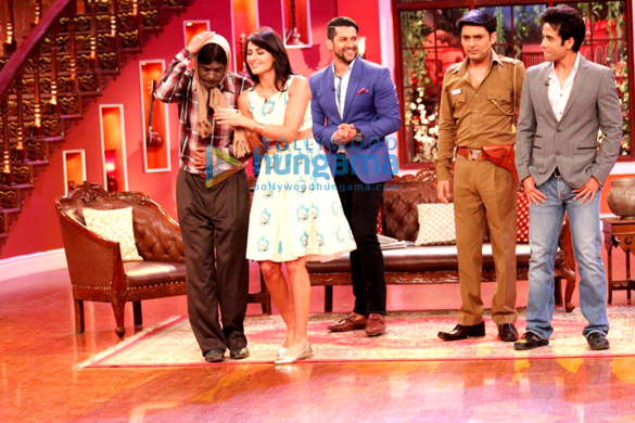 'Kyaa Kool Hai Hum 3' announced on the sets of Comedy Nights with Kapil