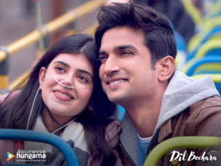Wallpapers of the movie Dil Bechara