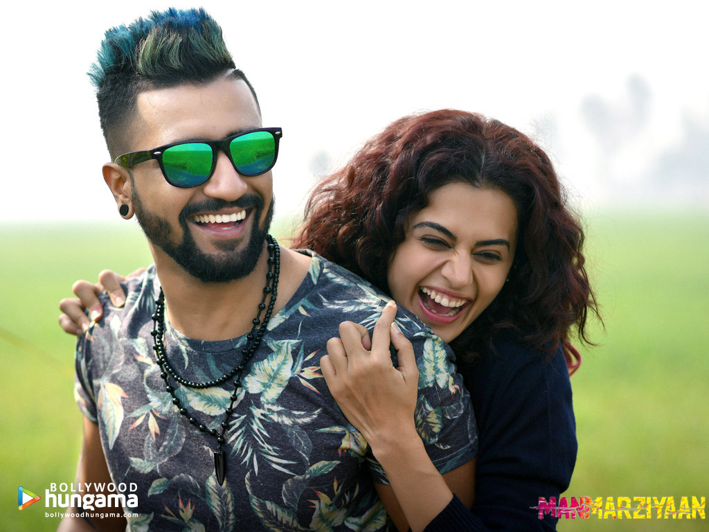 Wallpapers Of The Movie Manmarziyaan