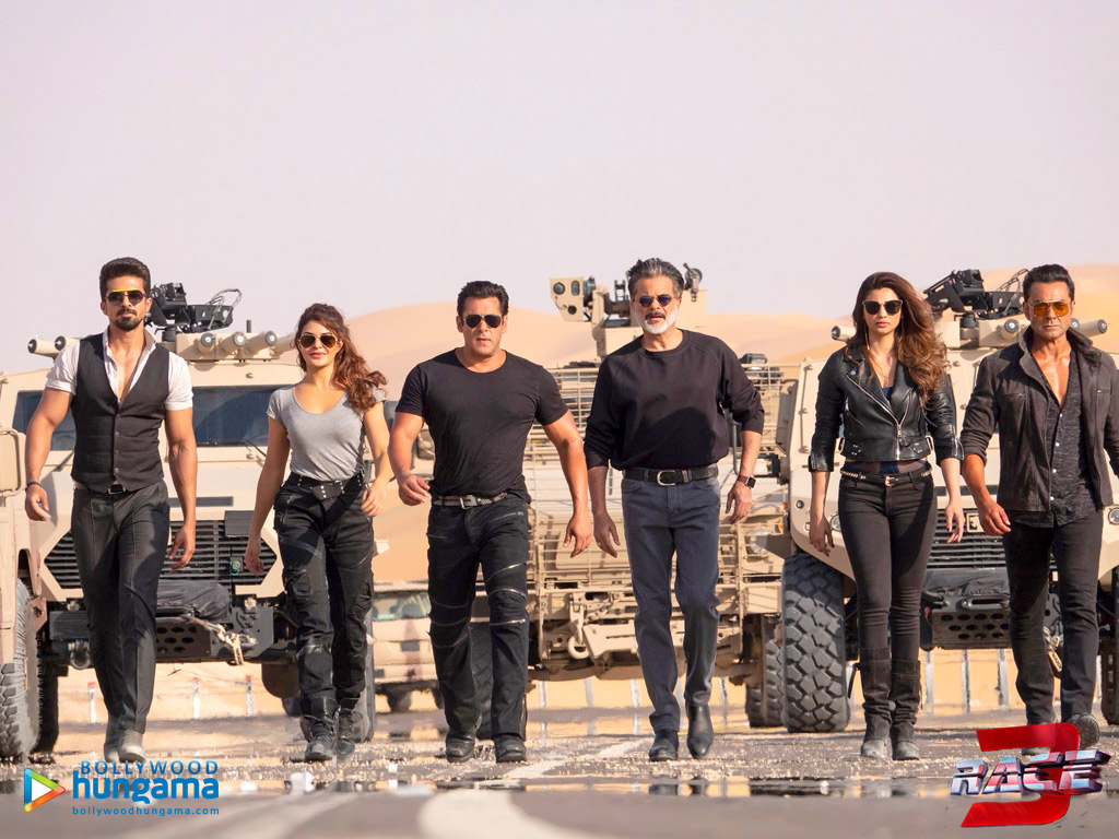 Movie Wallpapers Of The Movie Race 3