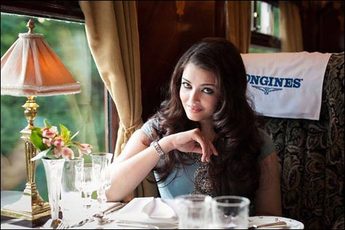 Check out: Aishwarya's dinner date on Orient Express