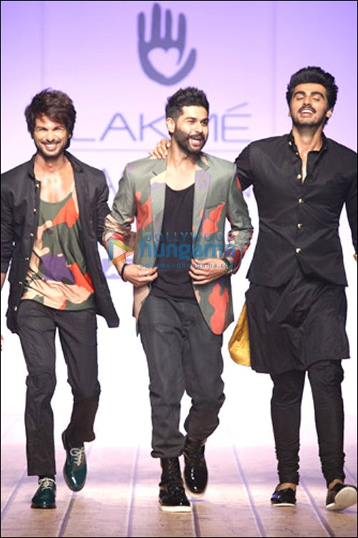 B-town stars at Lakme Fashion Week 2013- Day 2 & 3