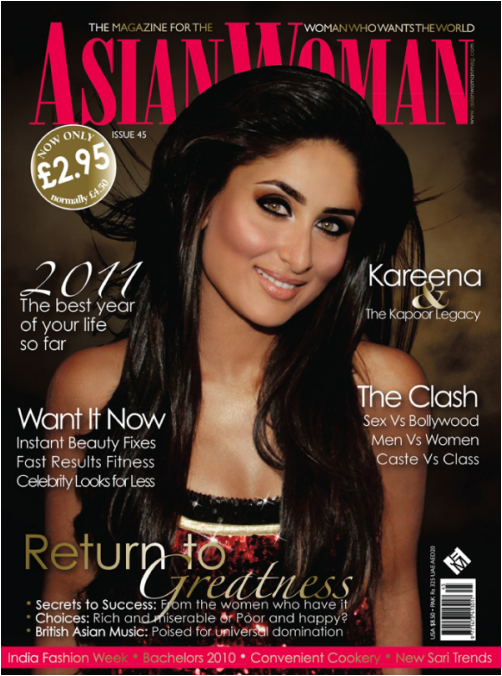 Catastrophic cover pages of 2010