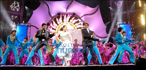 10 Decades of Bollywood Cinema and dance with Shiamak Davar