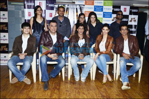 Meet N Greet with the cast of Happy New Year