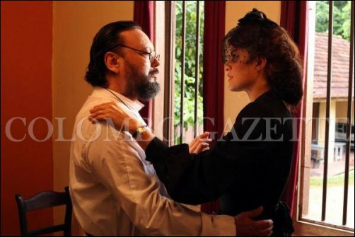 Check Out: Jacqueline shoots for Sri Lankan movie