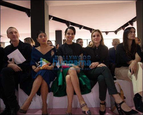 Style Diary: Kangna Ranaut at Paris Fashion Week
