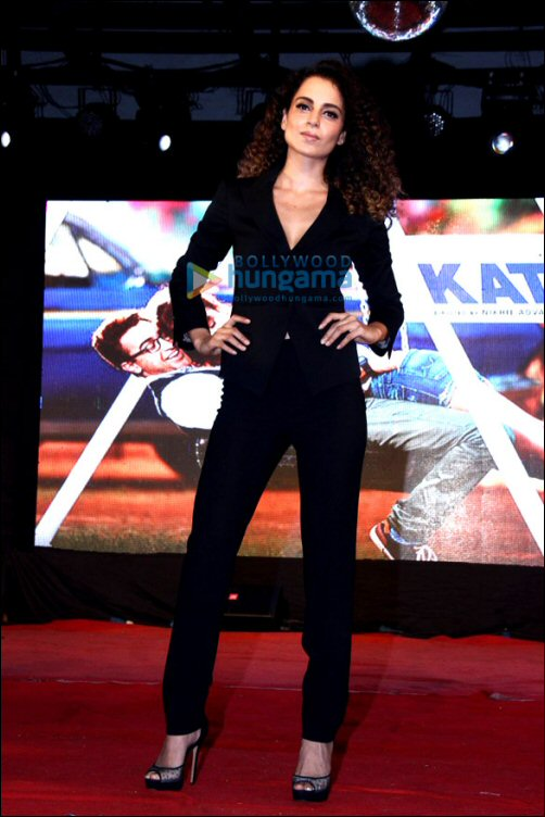 Check Out: Kangna Ranaut's top 5 looks during Katti Batti promotions