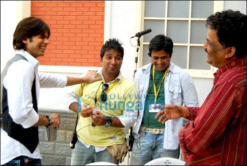 Behind the Scenes of Paathshaala