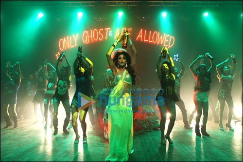 Check out: Paoli Dam's item number in Gang of Ghosts