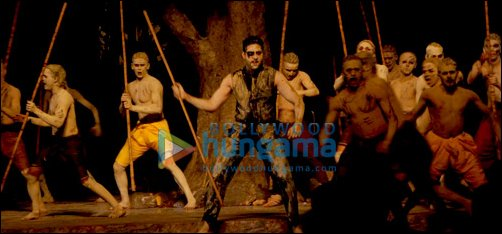 An exclusive look at Raavan's grand music launch