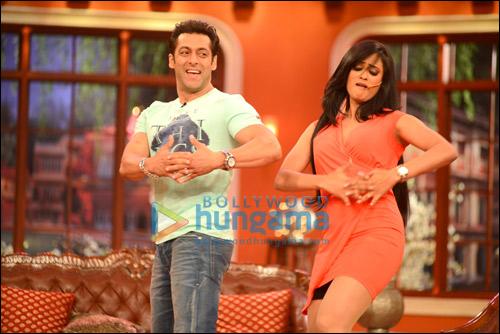 Salman Khan on Comedy Nights With Kapil