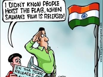 I-Day on Ek Tha Tiger release