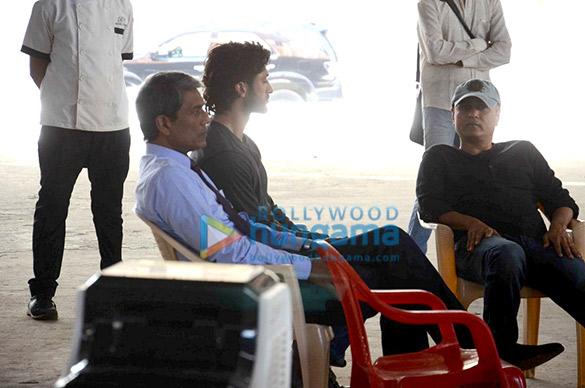 Adil Hussain, Vidyut Jamwal, Vipul Shah