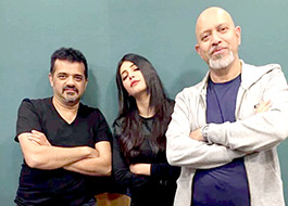 Shruti Haasan collaborates with musicians Ehsaan and Loy for a song
