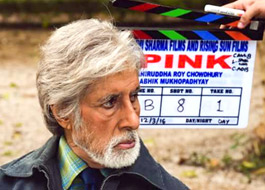 Shoojit Sircar locks the title of his next film venture as PINK to release on Sept 16th, 2016.