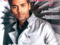 Karan Johar On The Cover Society,Sep-09
