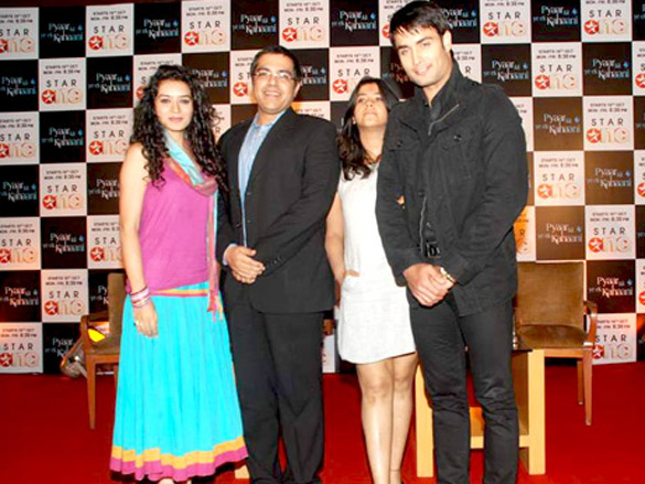 Launch of Star One's new show 'Pyaar Kii Ye Ek Kahaani'