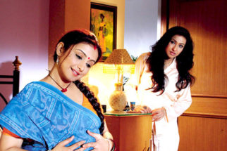 Movie Still From The Film Life Express,Divya Dutta,Rituparna Sengupta