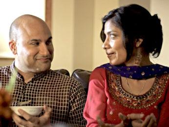 Movie Still From The Film Walkaway,Sanjeev Jhaveri,Deepti Gupta