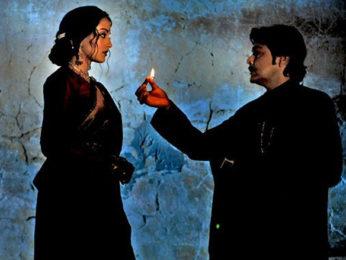 Movie Still From The Film Nauka Dubi,Raima Sen,Jishu Sengupta