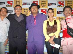 Photo Of Prabal Baruah,Anooj Kapoor,Nitesh Pandey,Sonali Nikam,Viinod Rai From The SAB TV launches 'Jaankhilavan Jasoos'