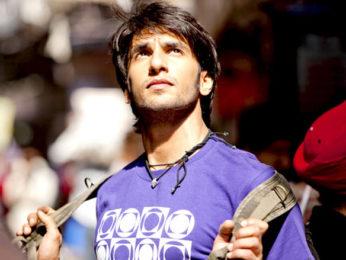 On The Sets Of The Film Band Baaja Baaraat Featuring Ranveer Singh,Anushka Sharma,Manmeet Singh