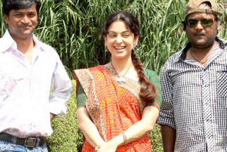 On The Sets Of The Film Main Krishna Hoon Featuring Juhi Chawla,Hrithik Roshan,Katrina Kaif