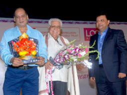 Photo Of Basu Chatterjee From The Sharbani Mukherjee at an event organised to honour Basu Chatterjee