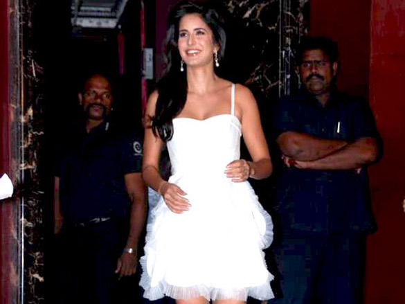 Akshay and Katrina unveil Filmfare's latest issue