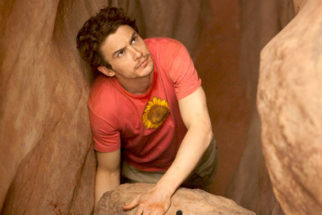 On The Sets Of The Film 127 Hours Featuring James Franco