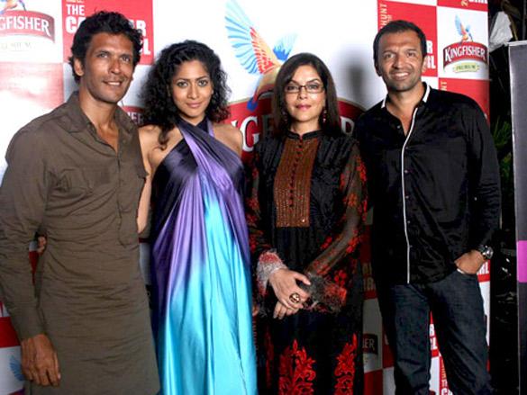 Zeenat Aman to judge Final Hunt for models of Kingfisher Calendar Girl 2011